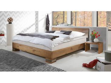 Boxspringbett Mexiana in 140x200 cm, Braun, mehr Farben und Größen auf Betten.de