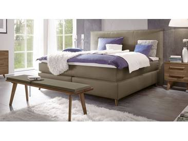 Boxspringbett Marum in 160x200 cm, Grau, mehr Farben und Größen auf Betten.de