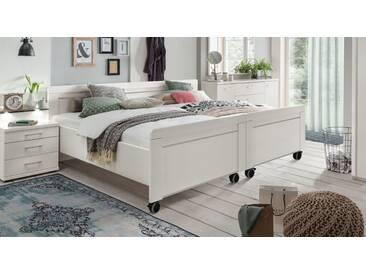 Seniorenbett Calimera in 180x200 cm, Weiß, mehr Farben und Größen auf Betten.de
