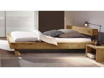 Massivholzbett San Luis in 200x200 cm, Braun, mehr Farben und Größen auf Betten.de