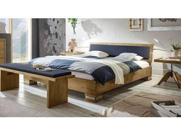 Massivholzbett Alvorada in 200x220 cm, Braun, mehr Farben und Größen auf Betten.de