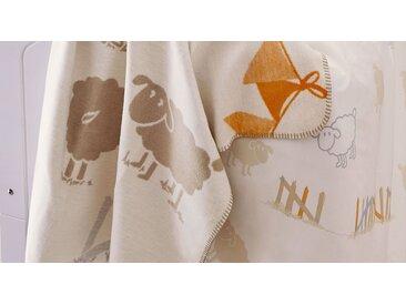 Babydecke in 75x100 cm von s.Oliver günstig - Traumwelt - Kinder-Kuscheldecken