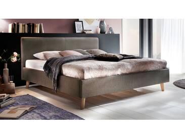 Polsterbett Susella in 180x200 cm, Grau, mehr Farben und Größen auf Betten.de