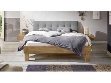 Massivholzbett Santa Luiza in 180x220 cm, Braun, mehr Farben und Größen auf Betten.de