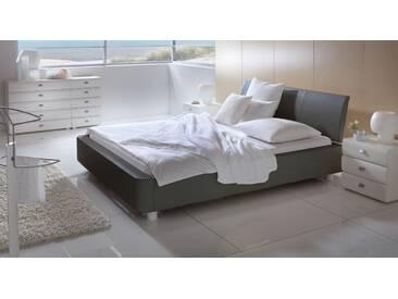 Polsterbett Harmony in 180x200 cm, Grau, mehr Farben und Größen auf Betten.de