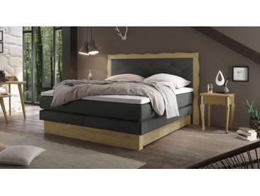 Boxspringbett Gradina in 180x200 cm, Grau, mehr Farben und Größen auf Betten.de