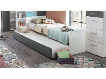Jugendbett Facundo 90x200 cm, weiß, weitere Farben & Größen bei BETTEN.de