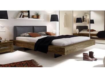 Massivholzbett Penco in 200x220 cm, Braun, mehr Farben und Größen auf Betten.de