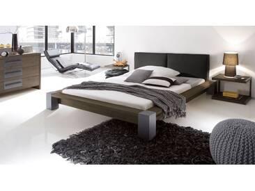 Massivholzbett Savena in 200x200 cm, Braun, mehr Farben und Größen auf Betten.de