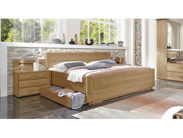Bett im Landhausstil Narita in 180x200 cm, Beige, mehr Farben und Größen auf Betten.de