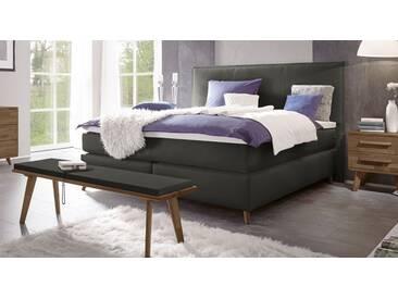 Boxspringbett Marum in 200x200 cm, Grau, mehr Farben und Größen auf Betten.de