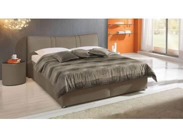 Polsterbett Venetien in 180x200 cm, Grau, mehr Farben und Größen auf Betten.de