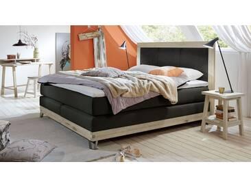 Boxspringbett Arezzino in 160x200 cm, Grau, mehr Farben und Größen auf Betten.de