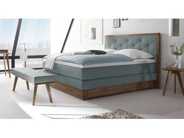 Boxspringbett Moroni in 160x200 cm, Grau, mehr Farben und Größen auf Betten.de