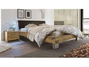 Massivholzbett Limeira in 180x200 cm, Braun, mehr Farben und Größen auf Betten.de