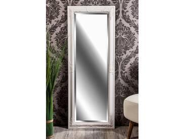 Barockspiegel Wandspiegel weiß im Barock Stil LUCIA 130 x 50 cm