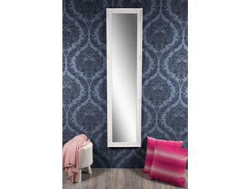 Barockspiegel Wandspiegel weiß Barock ALAINE 160 x 40 cm