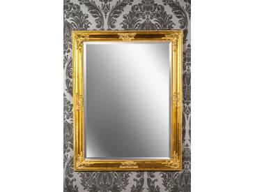 Barockspiegel Wandspiegel antik gold  Barock IVY 90 x 70 cm