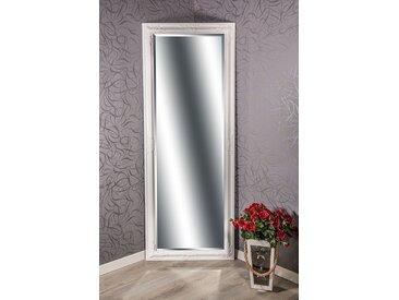 Barockspiegel Wandspiegel weiß Barock Lynette 160 x 60 cm  -  indoor