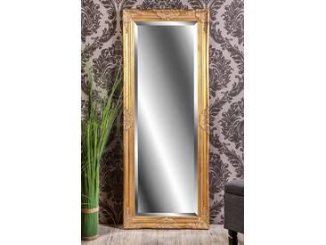 Barockspiegel Wandspiegel Barock gold antik TAMARA 132 x 52 cm