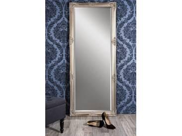 Barockspiegel Wandspiegel silber antik SHAILENE Barock Stil 170 x 70 cm