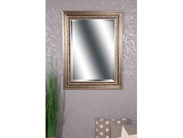 Wandspiegel antik silber HELENA 90 x 70 cm  -  indoor
