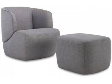 Sessel und Hocker 384 ROLF BENZ