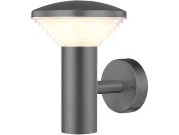 Luxform LED-Garten-Wandleuchte Bitburg Anthrazit 230 V LUX1703Z