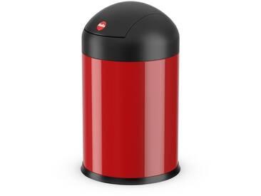 Hailo Abfallbehälter Sienna Swing Größe S 4 L Rot 0704-759