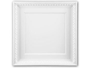Profhome Decor 157001 Deckenplatte weiß