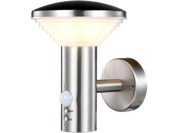 Luxform LED-Garten-Wandleuchte mit PIR-Sensor Trier 230 V LUX1701S