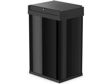 Hailo Abfallbehälter Big-Box Swing Größe L 35 L Schwarz 0840-141