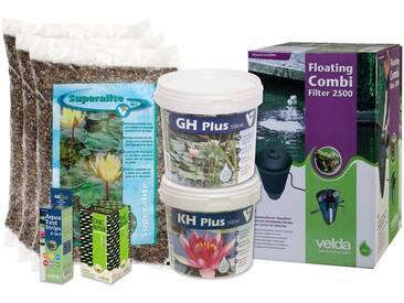 Velda Teichstartpaket für Teiche mit Pflanzen 3000 L 181560