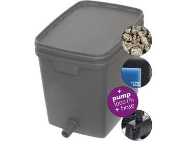Velda Teichfilter 20 L mit Pumpe 1000 L 146037