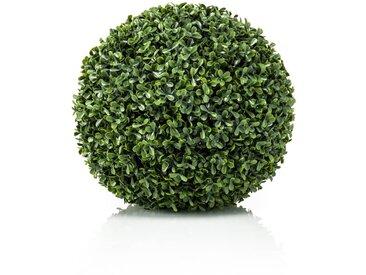 Emerald Künstlicher Buchsbaum Kugelform UV Grün 28 cm
