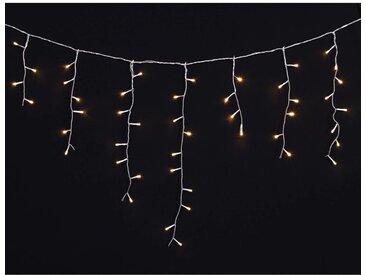 vidaXL LED Eiszapfen Lichterkette 7,8 x 0,5 Meter wasserdicht