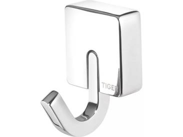 Tiger Impuls Handtuchhaken Chrom Metall 4,8x5,5 cm 387130346
