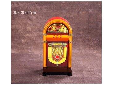 VDD Lagerschrank Wandschrank Möbel Jukebox Retro Vintage