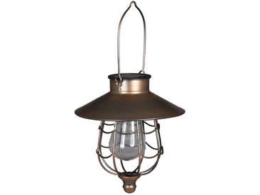 Luxform LED Solar-Hängeleuchte Tirana Bronze 40104