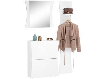 Garderoben-Set »Arco« (3-tlg.), Tecnos, weiß