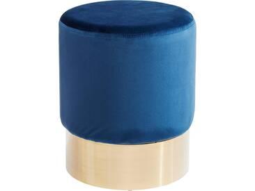 KARE Design Hocker »Cherry«, blau