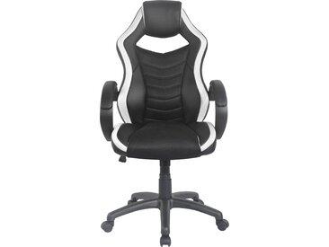 "Chefsessel ""Hornet"", Gaming-Chair, Homexperts, schwarz"