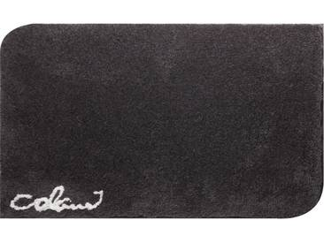 Badematte »Colani 40« Colani, Höhe 24 mm, rutschhemmend beschichtet, fußbodenheizungsgeeignet, grau, rechteckig 60x100 cm
