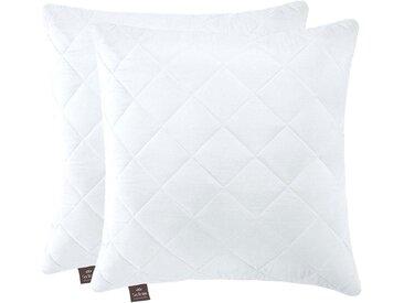 Microfaserkissen, »Classic Dream«, SEI Design, Füllung: 100% Polyester, Bezug: 100% Polyester, (2-tlg), für Allergiker geeignet, 80 cm x 80 cm