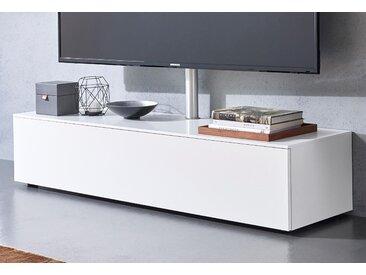 SPECTRAL Lowboard »Select«, wahlweise mit TV-Halterung, Breite 160 cm, weiß