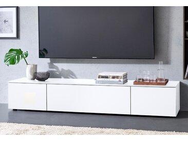 SPECTRAL Lowboard »Select«, wahlweise mit TV-Halterung, Breite 200 cm, weiß