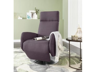 sit&more TV-Sessel, grau, Struktur