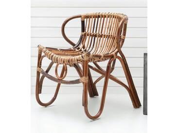 SIT Rattan Stuhl »Vintage«, SIT-Möbel, braun