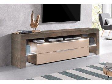 Places of Style TV-Unterschrank »Lima«, Breite 163 cm, braun