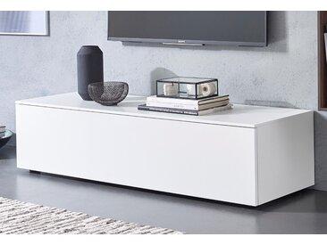 SPECTRAL Lowboard »Select«, wahlweise mit TV-Halterung, Breite 140 cm, weiß